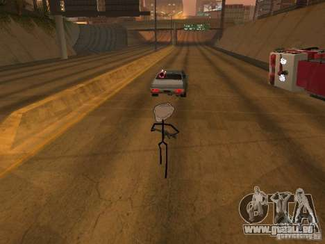 Meme Ivasion Mod für GTA San Andreas zwölften Screenshot