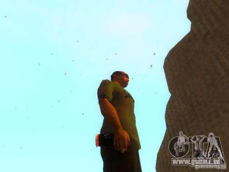 Bombing Mod by Empty v3.0 pour GTA San Andreas septième écran