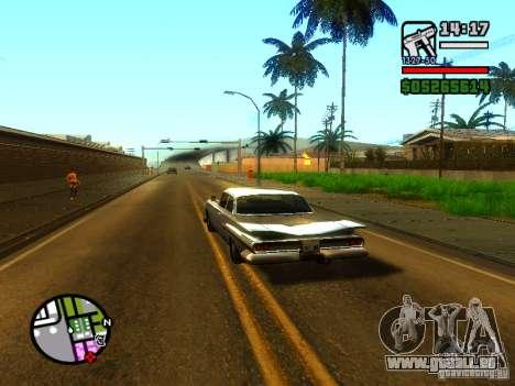 ENBSeries v2 pour GTA San Andreas quatrième écran