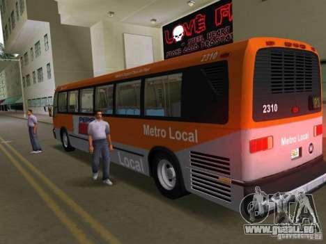 GMC RTS für GTA Vice City linke Ansicht