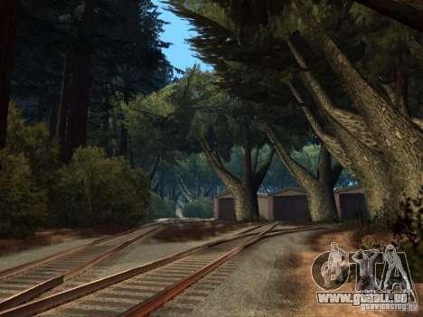 Wald in Las Venturas für GTA San Andreas neunten Screenshot