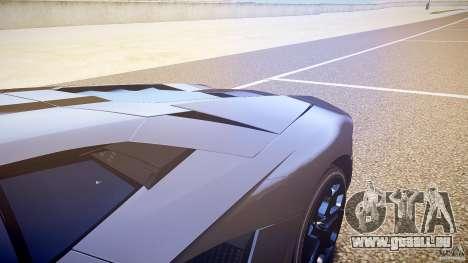 Lamborghini Aventador LP700-4 [EPM] 2012 für GTA 4 Innen