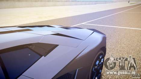 Lamborghini Aventador LP700-4 [EPM] 2012 pour GTA 4 Salon
