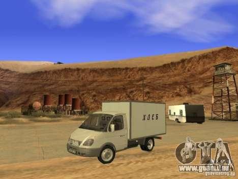 3302 gazelle für GTA San Andreas