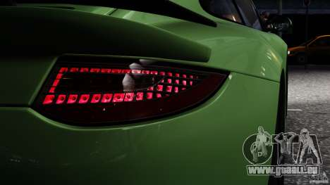 RUF RGT-8 2011 pour GTA 4 Vue arrière de la gauche