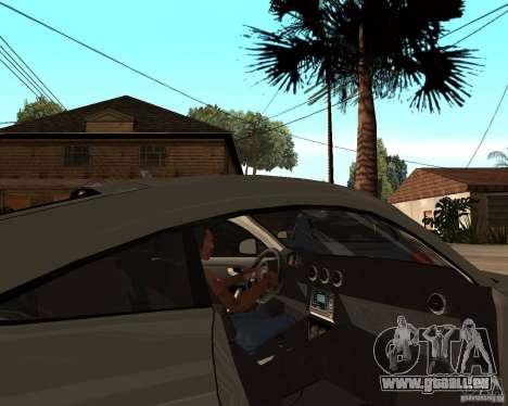 Audi TTS Coupe V1.1 pour GTA San Andreas vue de droite