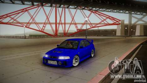 Mitsubishi Lancer Evolution lX pour GTA San Andreas