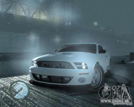 Ford Mustang GT für GTA 4 rechte Ansicht