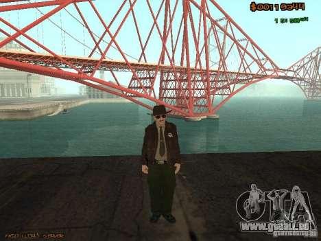 Sheriff Departament Skins Pack für GTA San Andreas siebten Screenshot