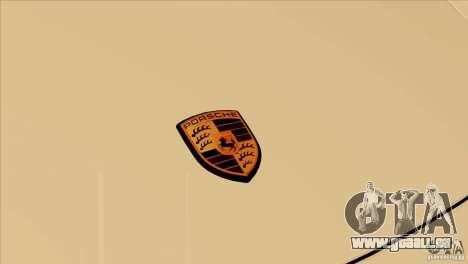 Porsche Cayman R 987 2011 V1.0 pour GTA San Andreas roue