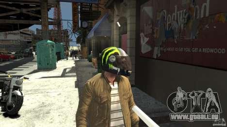 Energy Drink Helmets pour GTA 4 quatrième écran