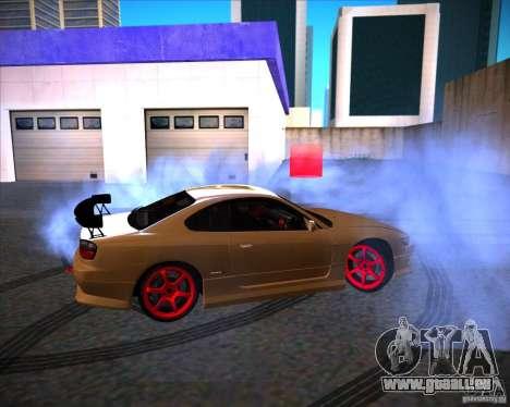 Nissan Silvia S15 face S13 V.2 pour GTA San Andreas laissé vue