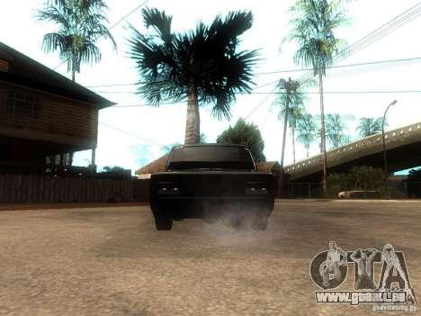 VAZ 2103 Tuning durch Narik für GTA San Andreas zurück linke Ansicht