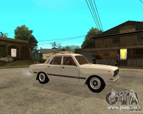 Volga Gaz 24-10 051 für GTA San Andreas rechten Ansicht