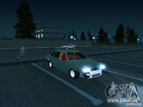 VAZ 2109 ziehen für GTA San Andreas