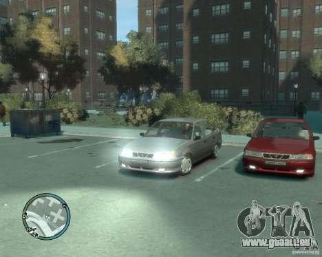 Daewoo Nexia DOHC pour GTA 4 est un droit
