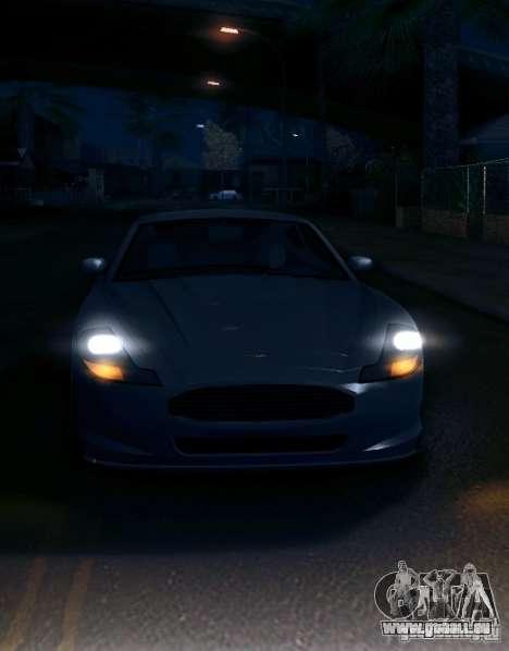 IVLM 2.0 TEST №5 pour GTA San Andreas quatrième écran