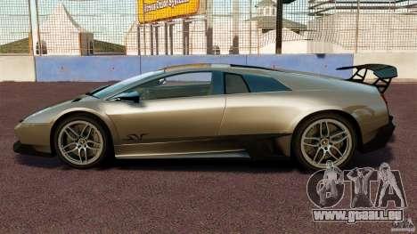 Lamborghini Murcielago LP670-4 SV [EPM] pour GTA 4 est une gauche