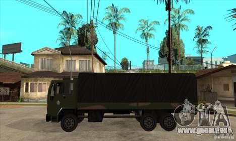 DFT-30 Brazilian Army pour GTA San Andreas laissé vue