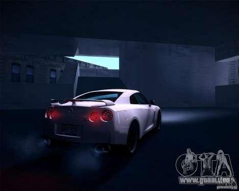 ENBseries by slavheg v2 pour GTA San Andreas troisième écran
