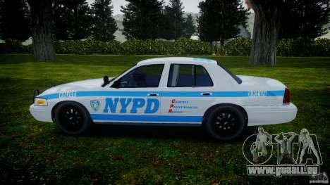 Ford Crown Victoria 2003 v.2 NOoSe für GTA 4 linke Ansicht