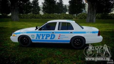 Ford Crown Victoria 2003 v.2 NOoSe pour GTA 4 est une gauche