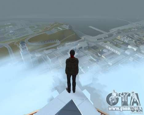 Spider Man pour GTA San Andreas troisième écran