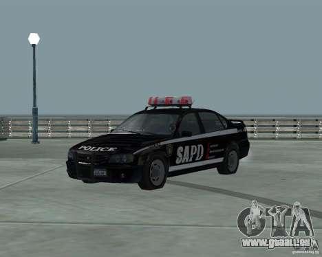 Cop Car Chevrolet für GTA San Andreas