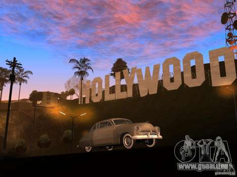 GTA SA 4ever Beta pour GTA San Andreas deuxième écran