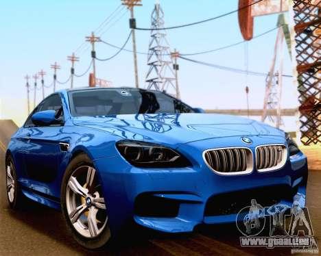 BMW M6 2013 pour GTA San Andreas
