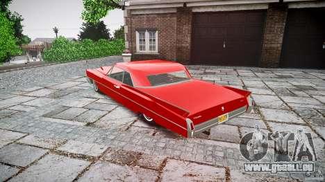 Cadillac De Ville v2 pour GTA 4 Vue arrière de la gauche