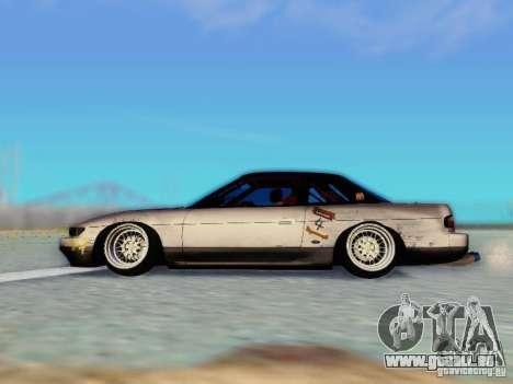 Nissan S13 - Touge für GTA San Andreas rechten Ansicht