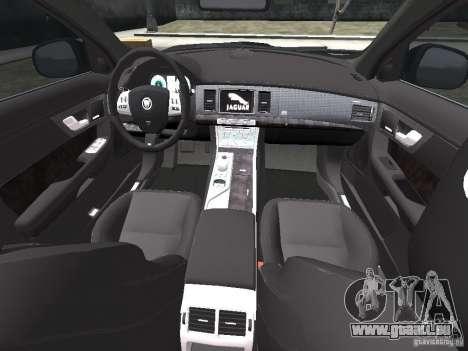 Jaguar XFR pour GTA 4 Salon