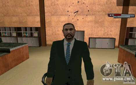 Mayor HD für GTA San Andreas fünften Screenshot