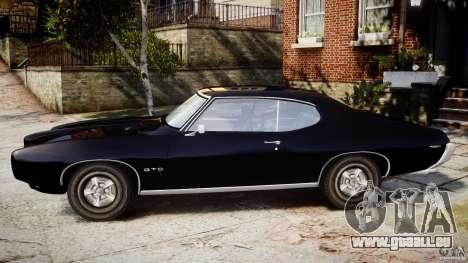 Pontiac GTO Judge pour GTA 4 est une gauche