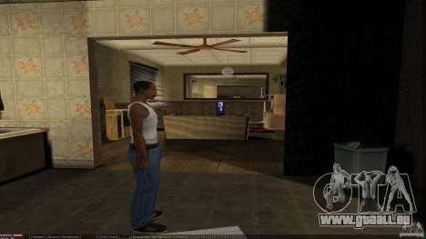 Kauf von eigenen base für GTA San Andreas fünften Screenshot