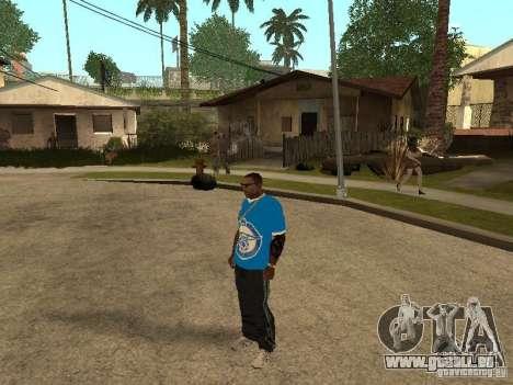 Mike Zenith pour GTA San Andreas troisième écran