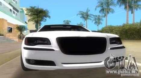 Chrysler 300C SRT V10 TT Black Revel 2011 für GTA Vice City rechten Ansicht