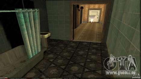 Achat de base propre pour GTA San Andreas quatrième écran