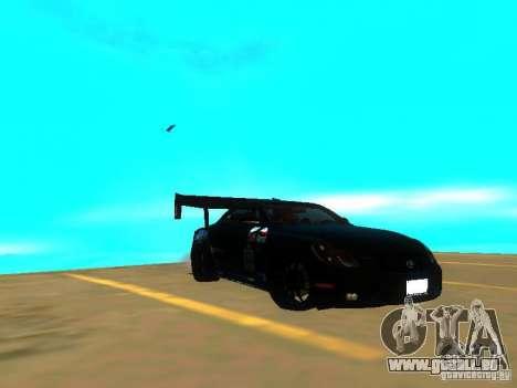 Lexus SC430 Daigo Saito v2 pour GTA San Andreas