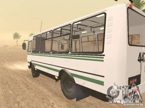 GROOVE-32054 für GTA San Andreas rechten Ansicht