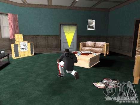 Atem für GTA San Andreas zweiten Screenshot