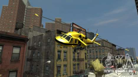 Yellow Annihilator pour GTA 4