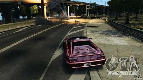 CarRocket v2 pour GTA 4 troisième écran