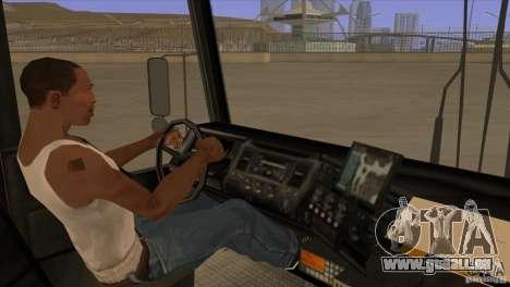 Ripley from GTA IV pour GTA San Andreas vue de côté