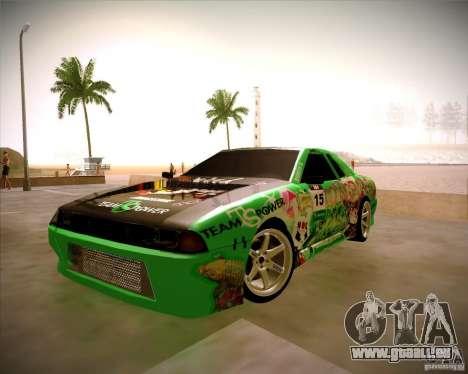 Elegy Toy Sport v2.0 Shikov Version pour GTA San Andreas vue arrière