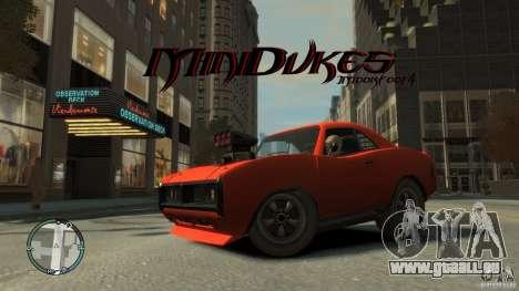 Mini Dukes für GTA 4