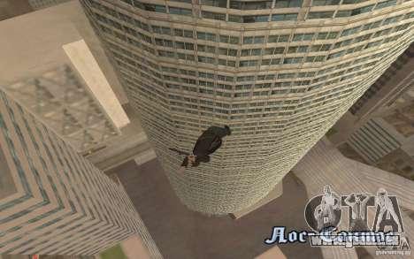 Unique animation of GTA IV V3.0 für GTA San Andreas sechsten Screenshot