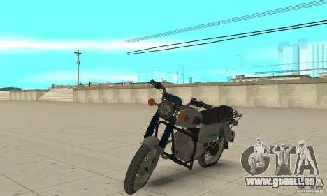 Sunrise 3 m-01 pour GTA San Andreas