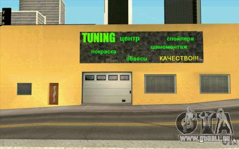 UkrAVTO Corporation für GTA San Andreas her Screenshot